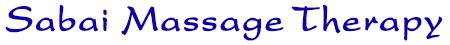 Sabai Massage Therapy